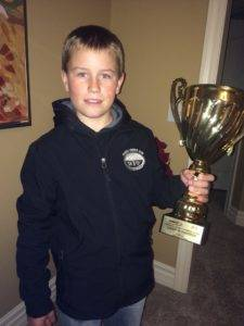 Gabe Sommers Second in Points Midwest Bandolero Series