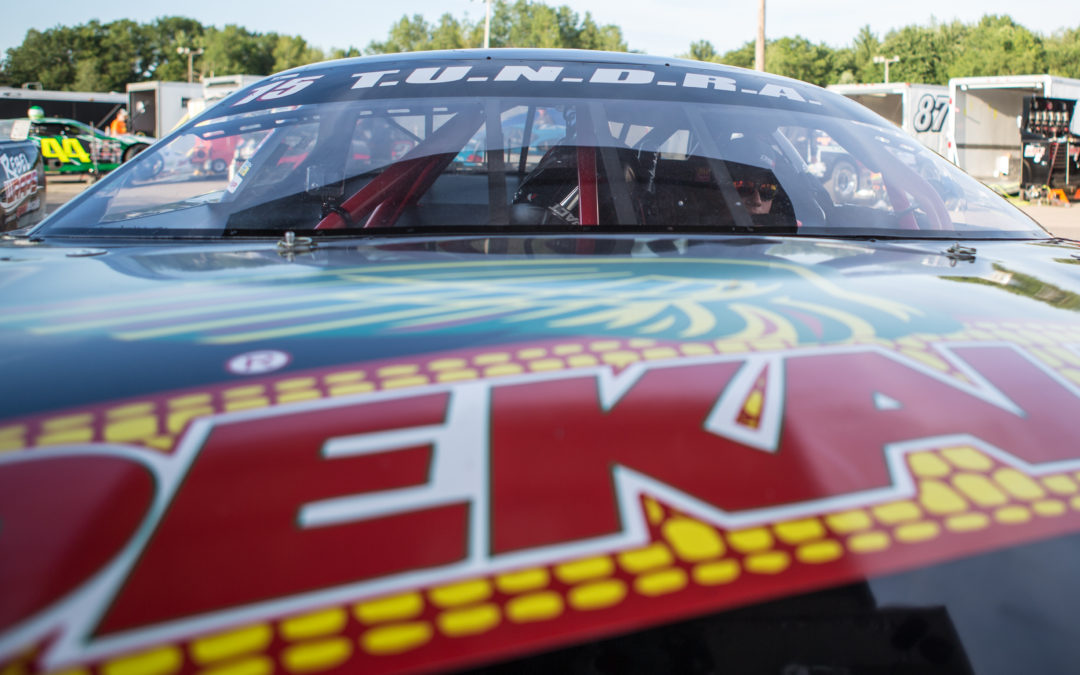 Sommers feeling right at home for Governor's Cup