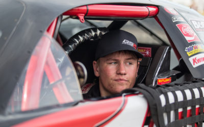 Sommers earns chance to test at Daytona