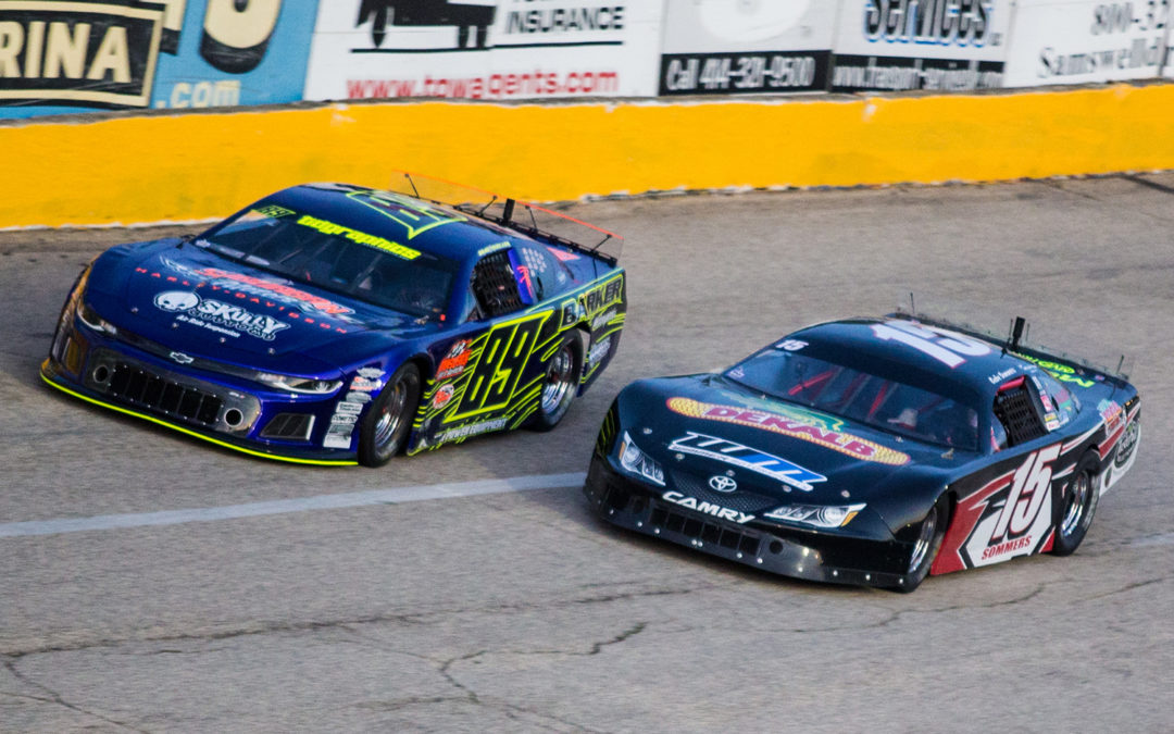 Sommers runs strong, finishes 10th at Slinger