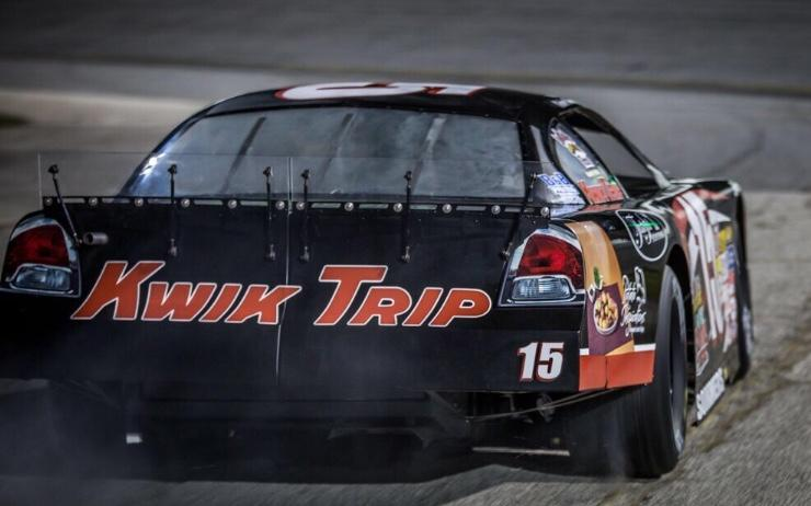 Sommers Earns Top-Ten finish in TUNDRA Series