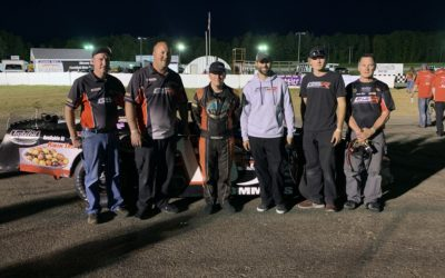 Sommers Earns Career High TUNDRA Finish at Marshfield Speedway