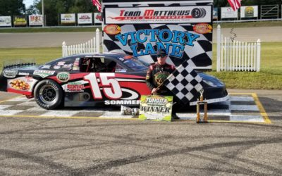 Sommers Sails to Second TUNDRA Series Victory