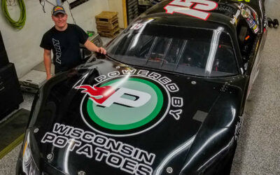 Potato Power: Gabe Sommers Racing teams up with WPVGA