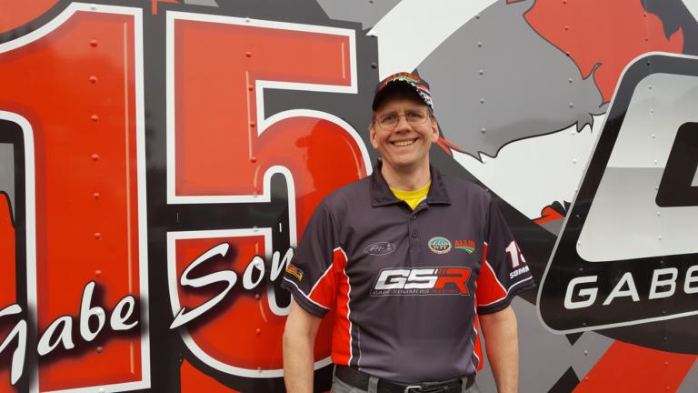 Rick Somers - Mechanic/ Mentor
